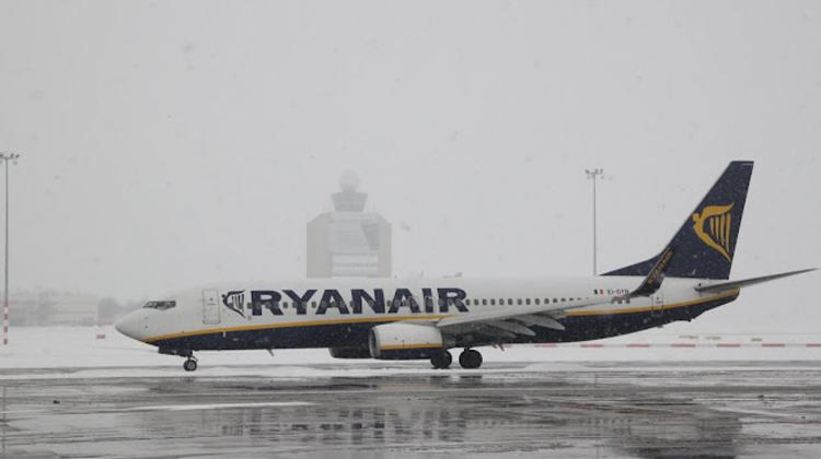 Budapest Airport Welcomes 32 Scheduled Routes From Ryanair