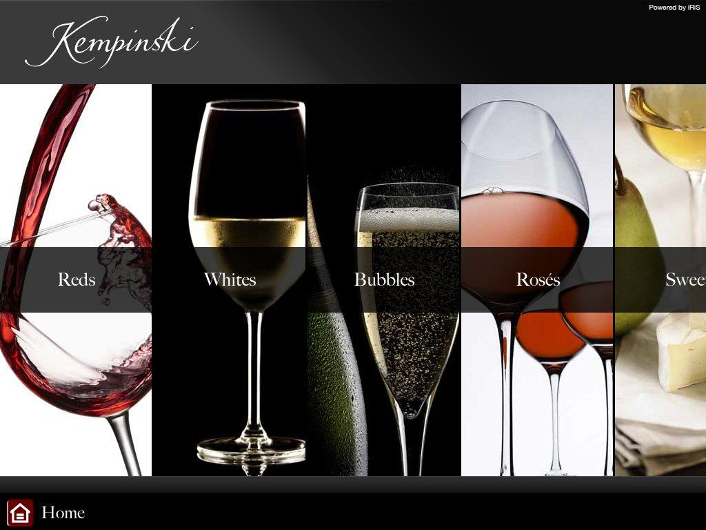 Kempinski Hotel Corvinus Budapest Thrilled With Results Of Its iPad Wine List