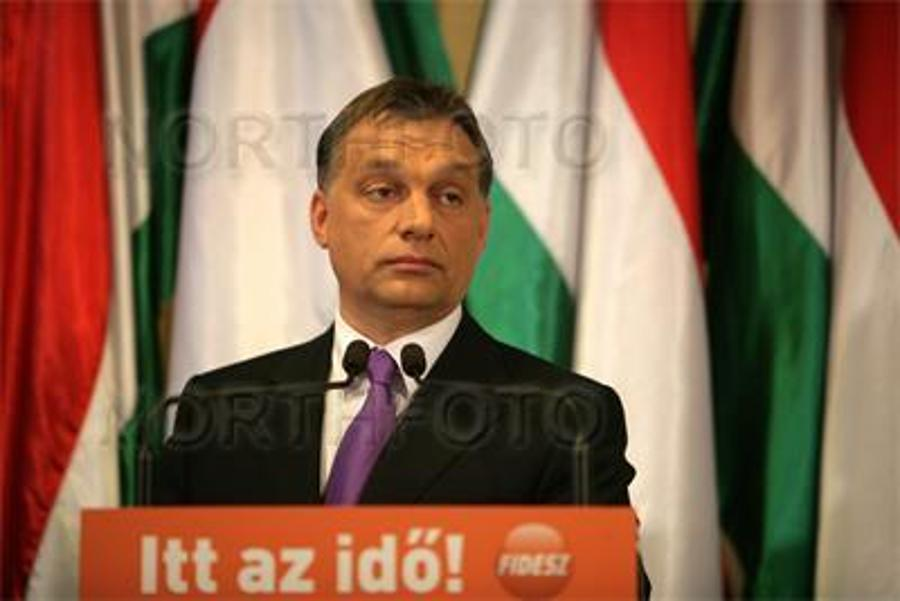 Viktor Orbán Proposes Hungary's Membership Of The Fiscal Compact