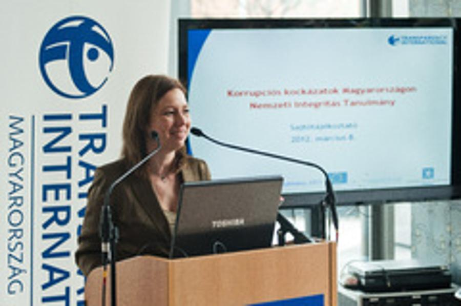 Transparency International Hungary:  National Integrity Study 2011