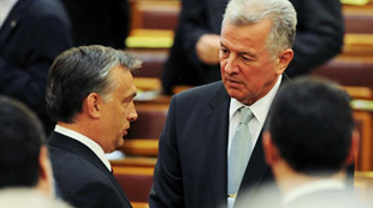 Support For Hungarian President Seen Crumbling Across Political Spectrum