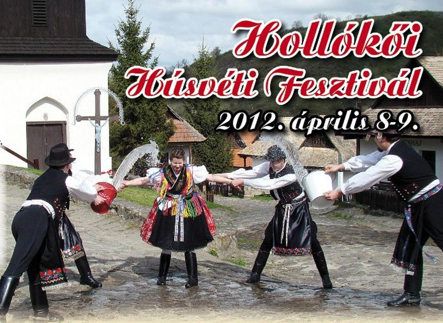 Invitation: Easter Festival In Hollókő, 8 - 9 April