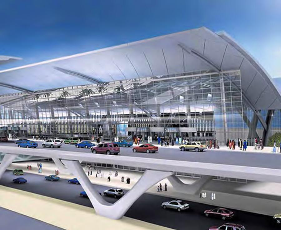 Video Vision Of New Doha International Airport
