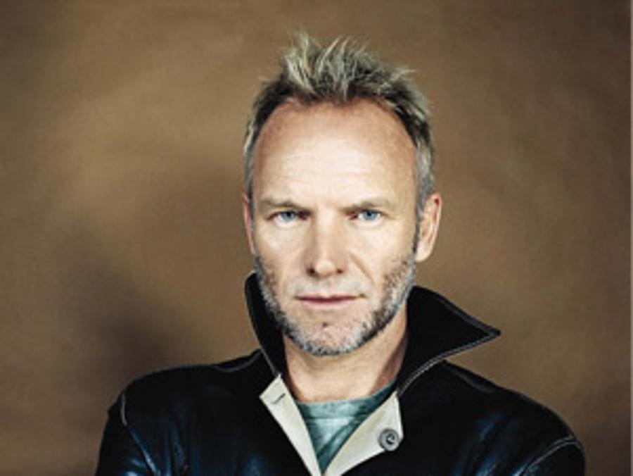 Sting Is Coming To Budapest Sportaréna On 26 June