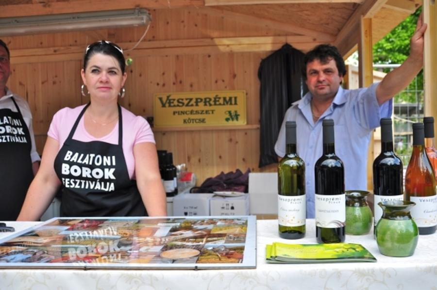 Balaton Wine Festival In Budapest, 4-6 May