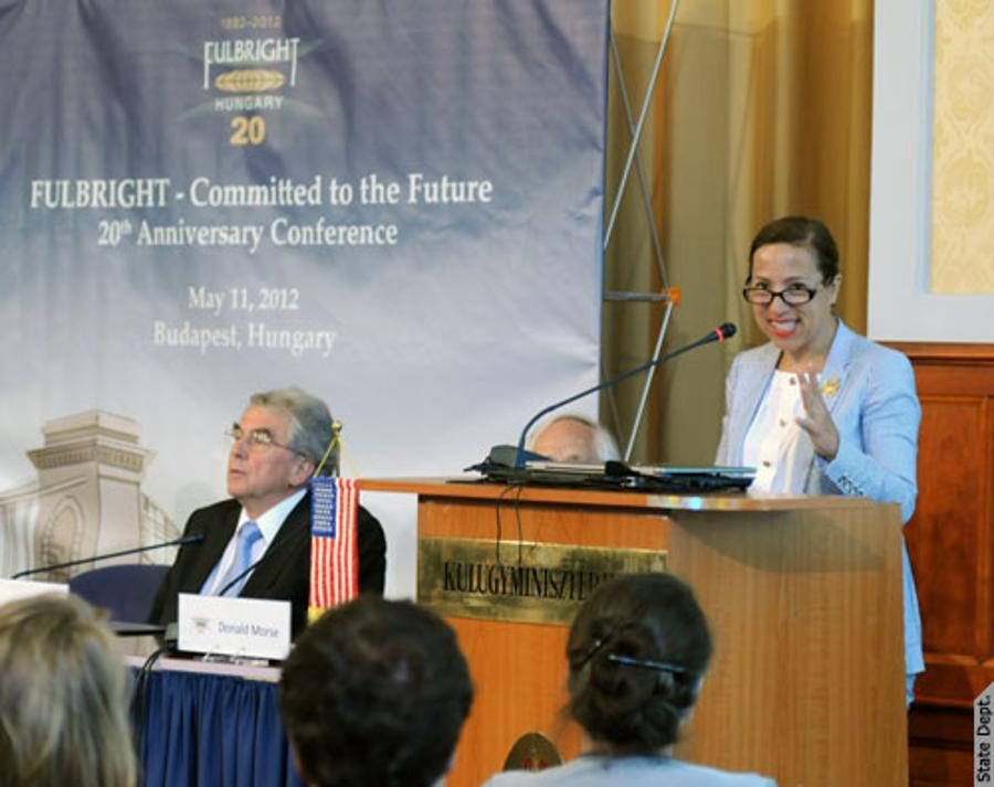 Fulbright Commission In Hungary Celebrated Its Twentieth Anniversary