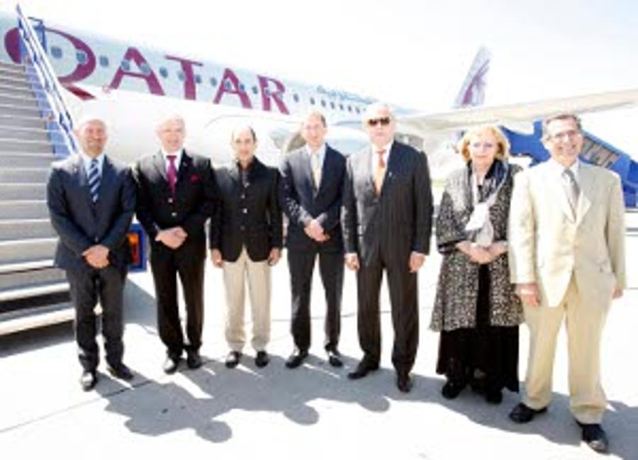 Qatar Airways Celebrates Launch Of 30th European Destination