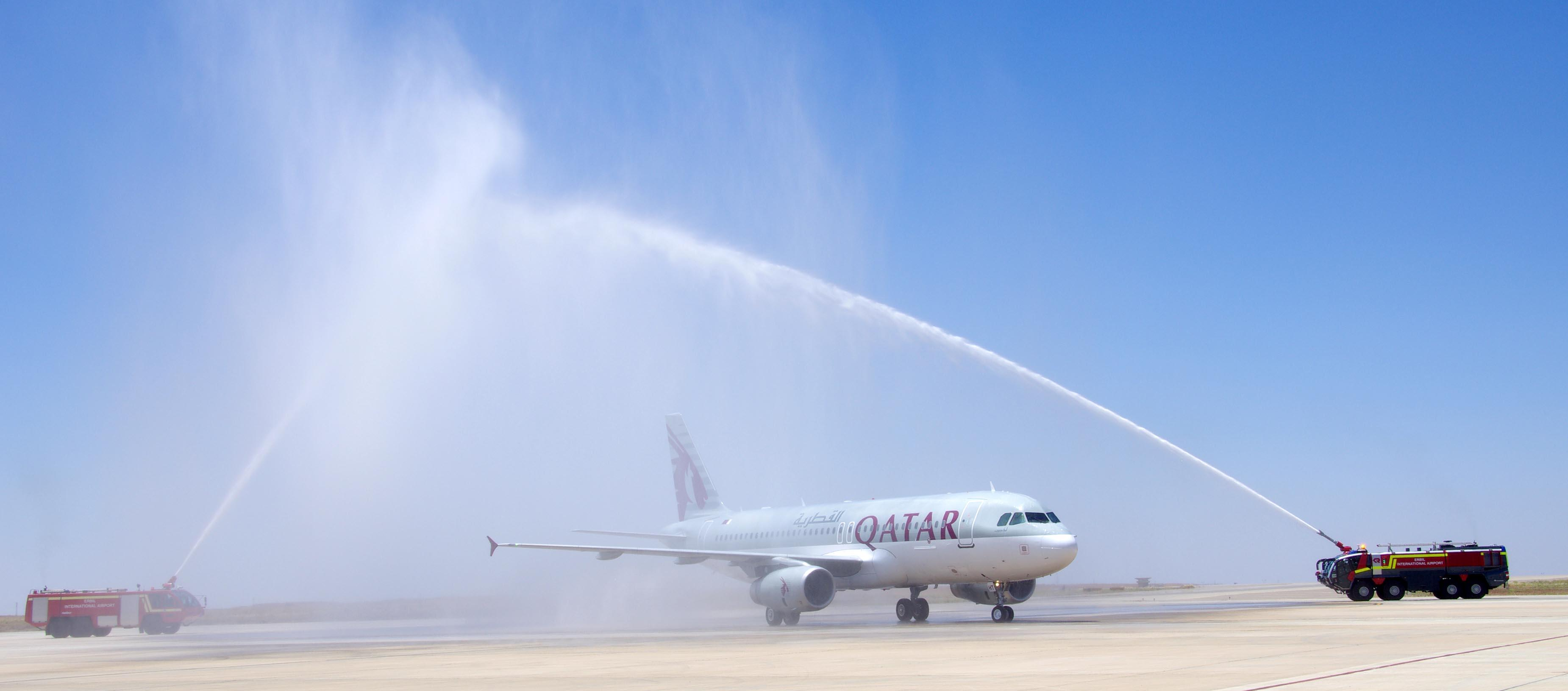 Qatar Airways Has Extended Its Middle East Footprint To Iraq
