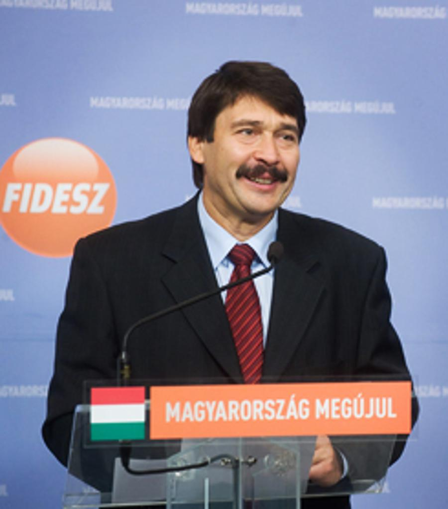 Highlights Of New Hungarian Presidents Ader's CV