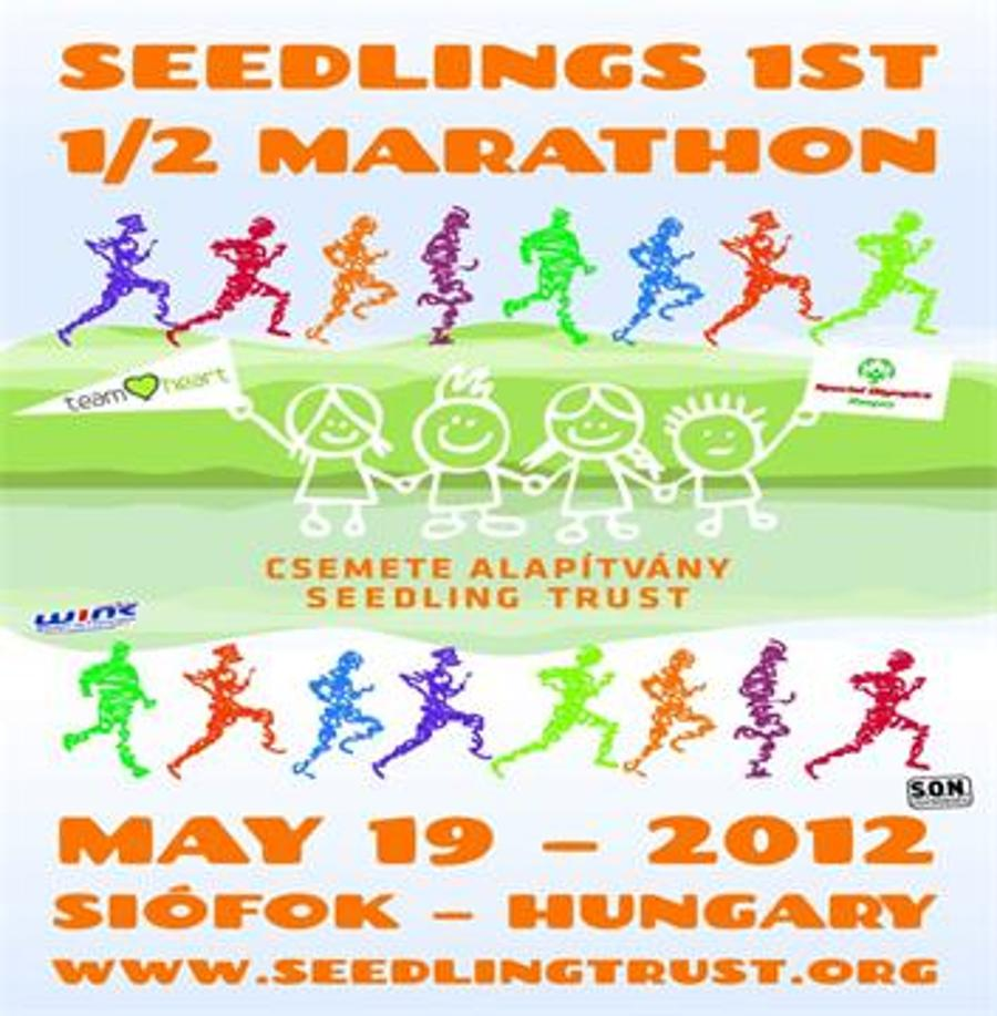 Xpat Report: A Day To Remember: Seedlings' First Half Marathon, Siófok