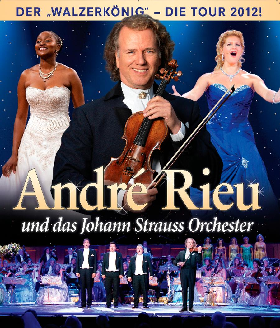 André Rieu Is Coming To Budapest Sportaréna On 4 May