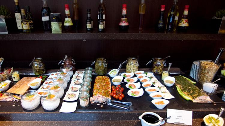 Atrium Sunday Brunch @ Sofitel In Budapest The Relaxed 5-Star Brunch Experience