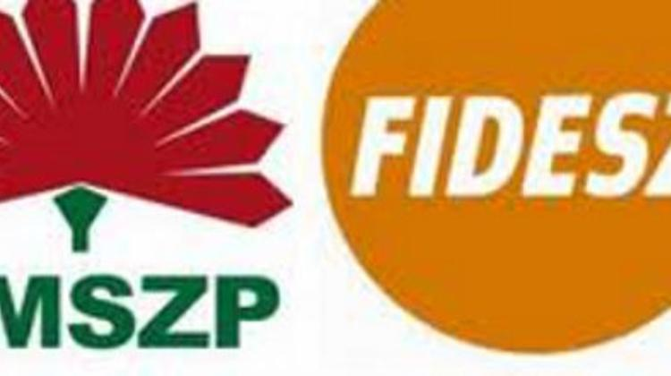 Poll Finds Socialists Level With Fidesz In Hungary