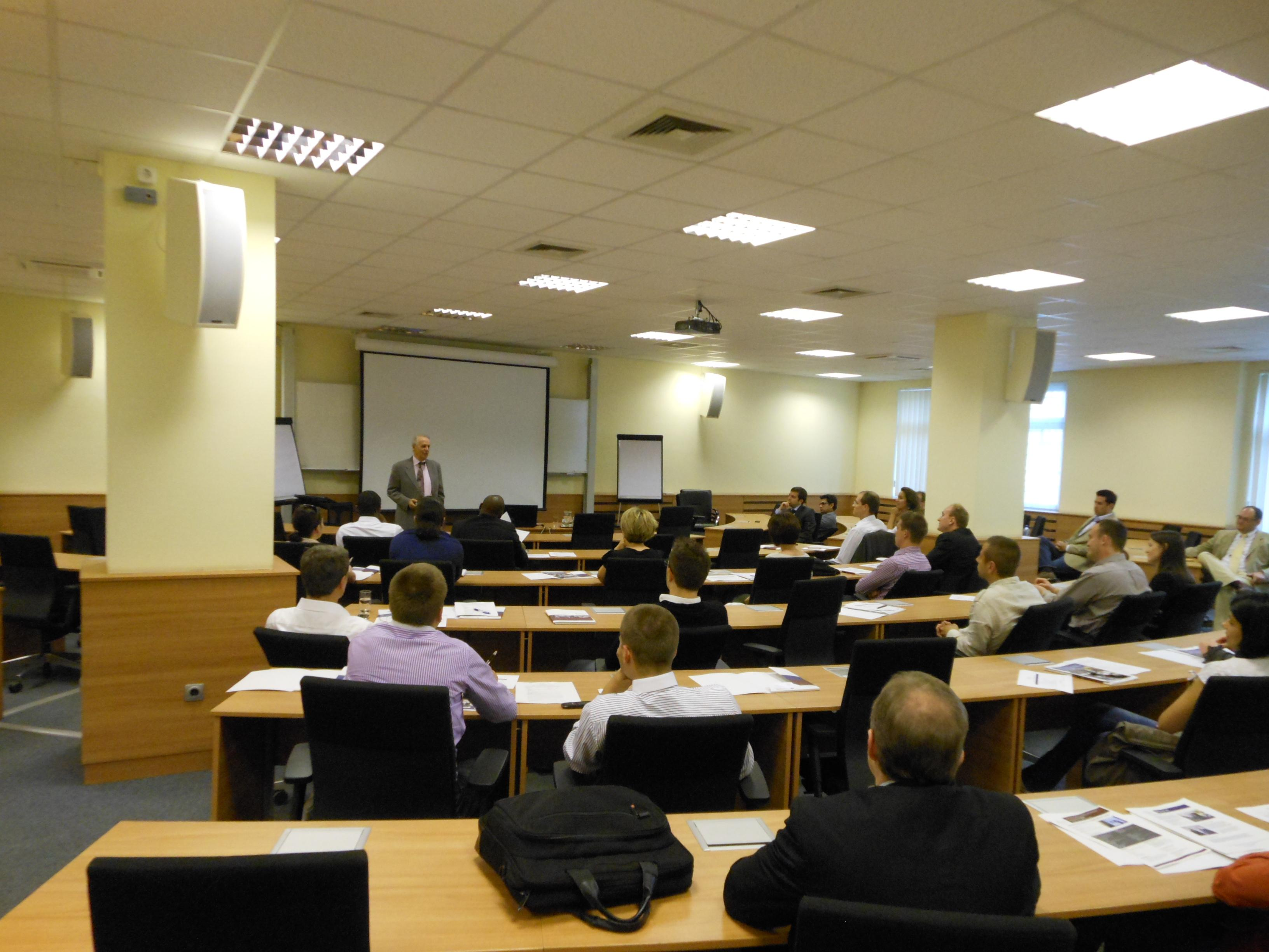 Macedonia Investment Forum, CEU Business School Budapest, 25 June