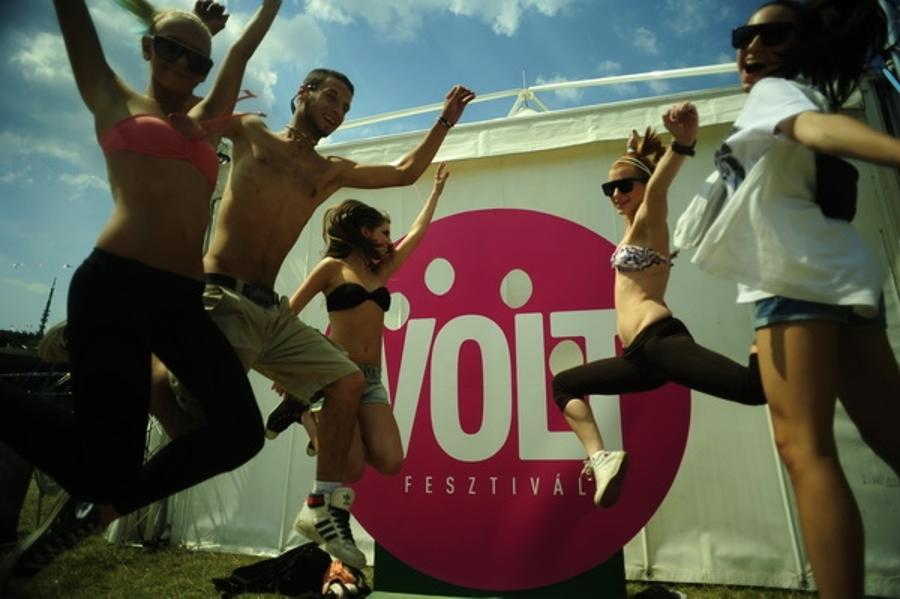 VOLT Festival Hungary Caught Up In Red-Tape