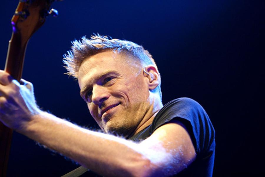 Coming To Budapest, Bryan Adams, Sportaréna, 29 July