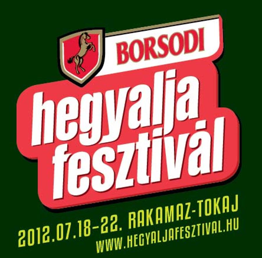 Invitation: Hegyalja Festival, Tokaj, Hungary, 18 - 22 July