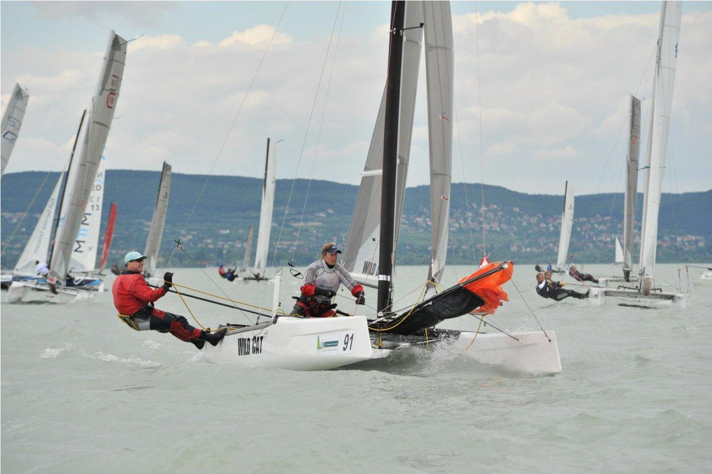44thBlue Ribbon Regatta In Hungary At Balatonfured, 5 - 7 July