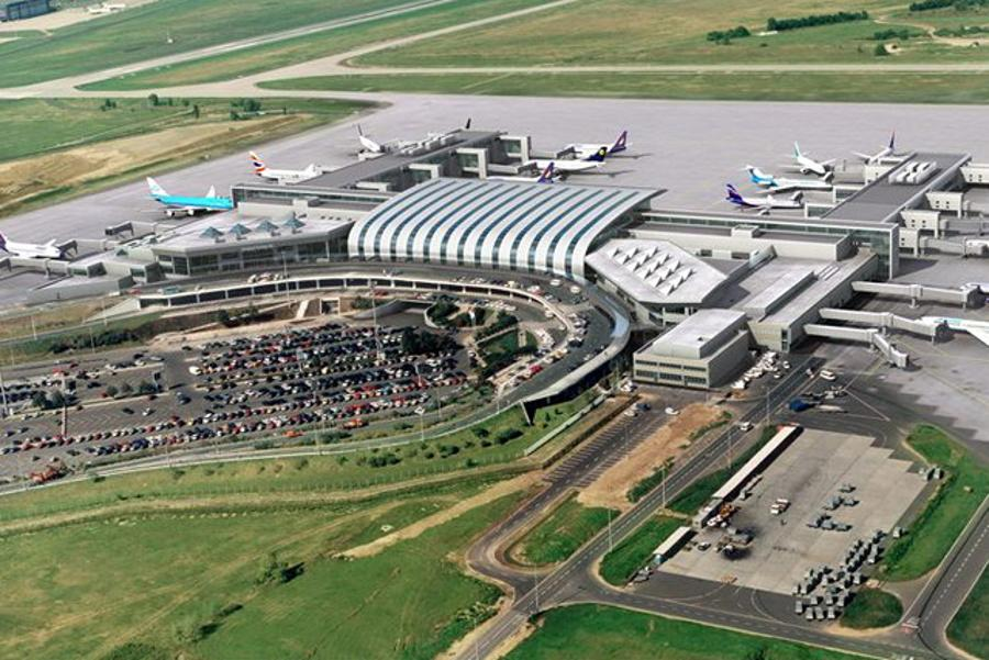 Road Developments At Budapest Airport Terminal 2