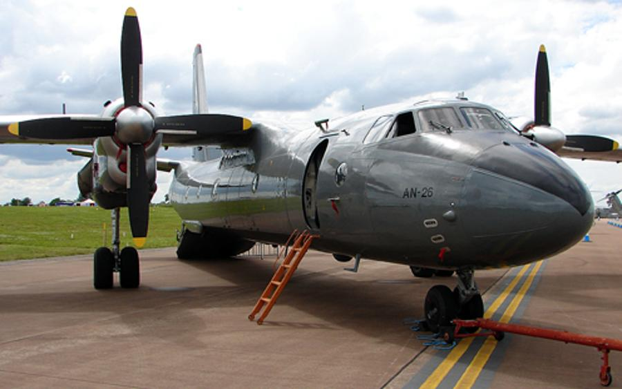 Report: Hungarian An-26 Wins Trophy In Fairford