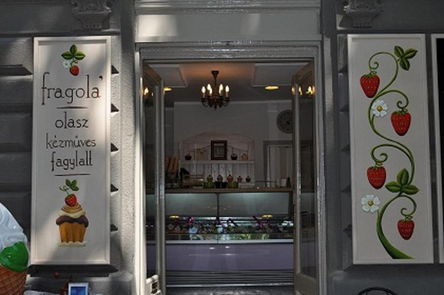 Xpat Opinion: Best Ice Cream In Budapest - By Treehugger Dan