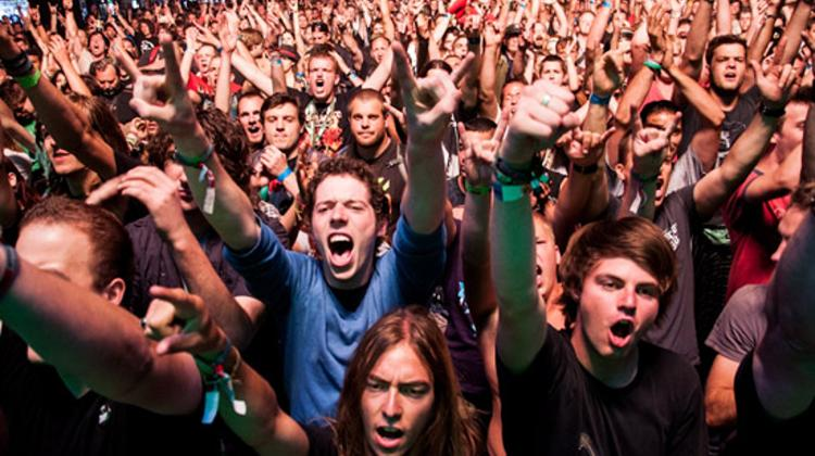 Sziget Festival 2012: 380,000 Visitors, 50% Not From Hungary
