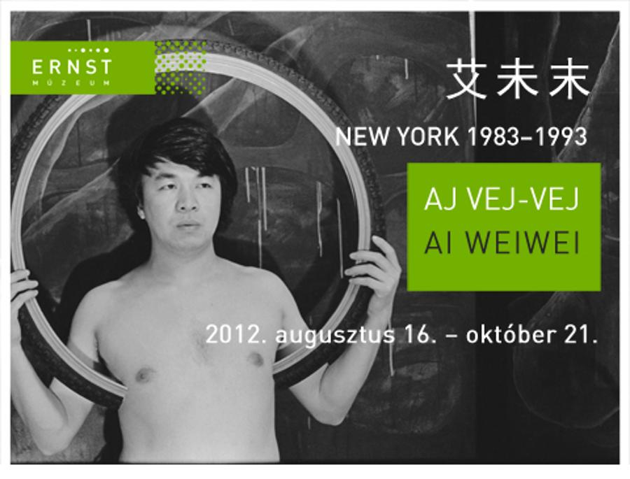 Now On: Ai Weiwei Exhibition, Ernst Museum Budapest