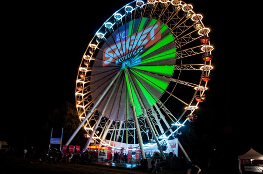 Report: Sziget Festival Budapest 2012