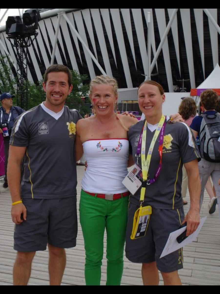 Xpat Report: 2012 London Olympic Opening