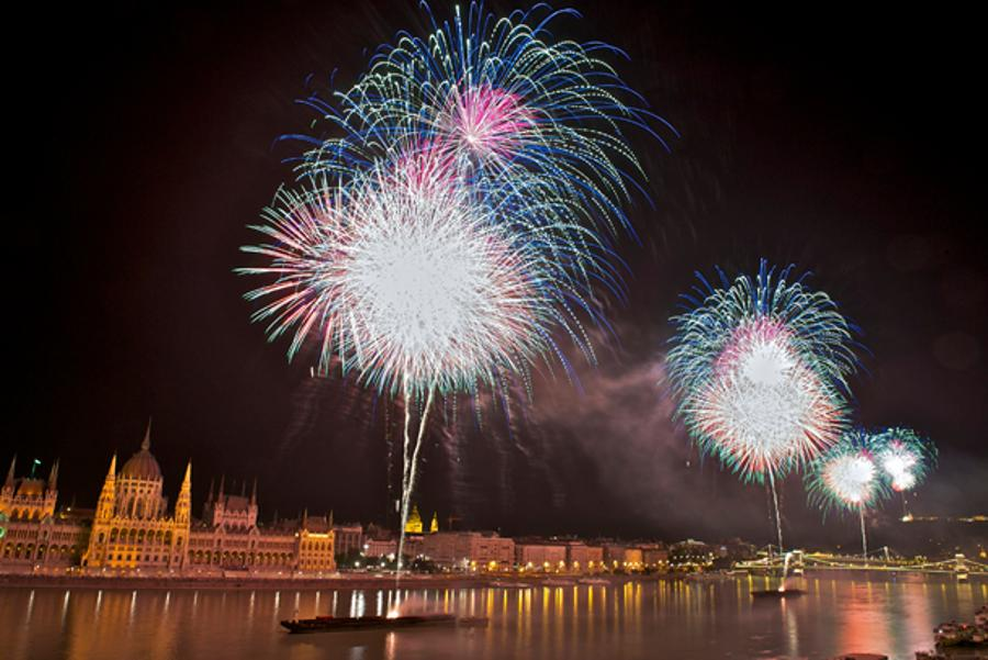 Video Report: National Holiday Celebrated Across Hungary