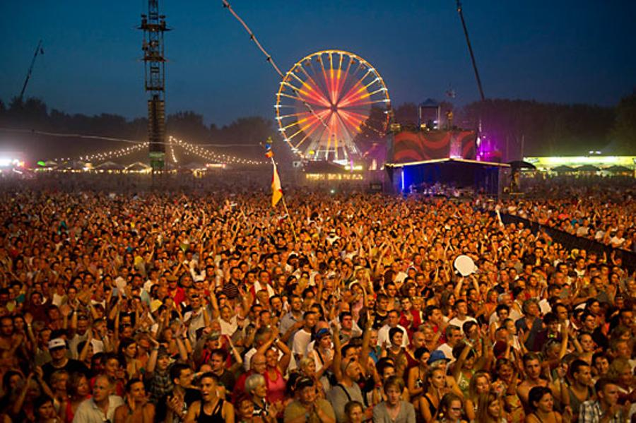 YouTube Live Program Of Sziget Festival In Budapest Finalized