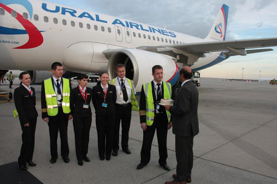 Ural Airlines In Budapest – A New Connection To The East