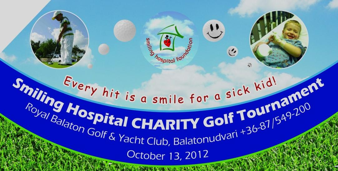 Expat Charity Golf Tournament, 13 October