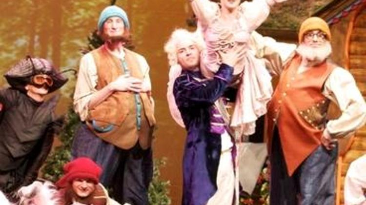 Invitation: Snow White And The Seven Dwarfs, Festival Theatre Budapest, 28 Nov