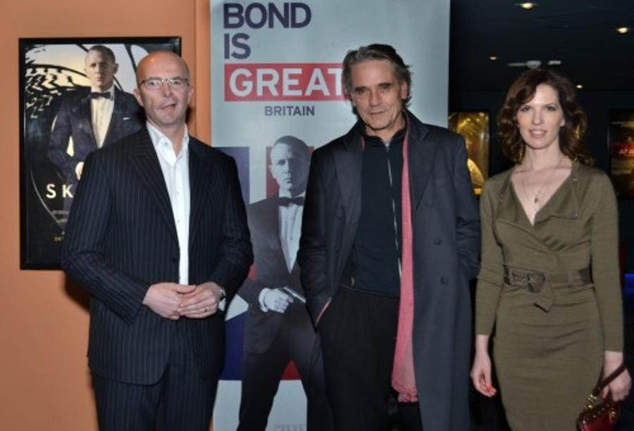 'Bond Is GREAT Britain', By Jonathan Knott, British Ambassador To Hungary