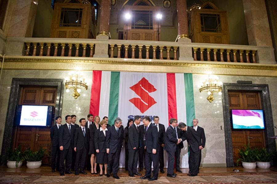 The Hungarian Government Has Signed Its Fifth Strategic Partnership Agreement This Year