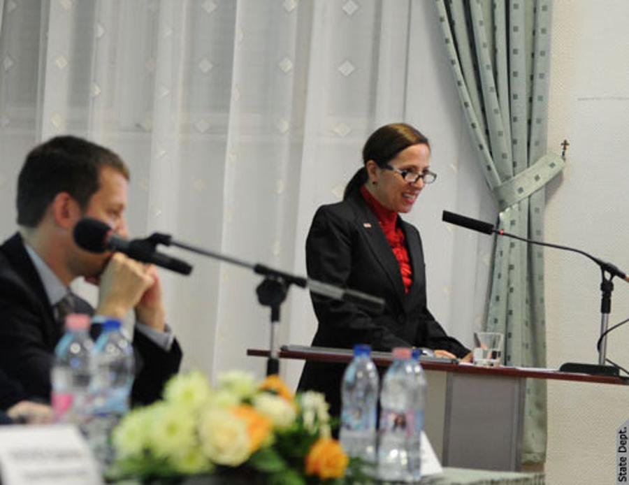 U.S.  Embassy Supports Volunteerism Conference In Budapest
