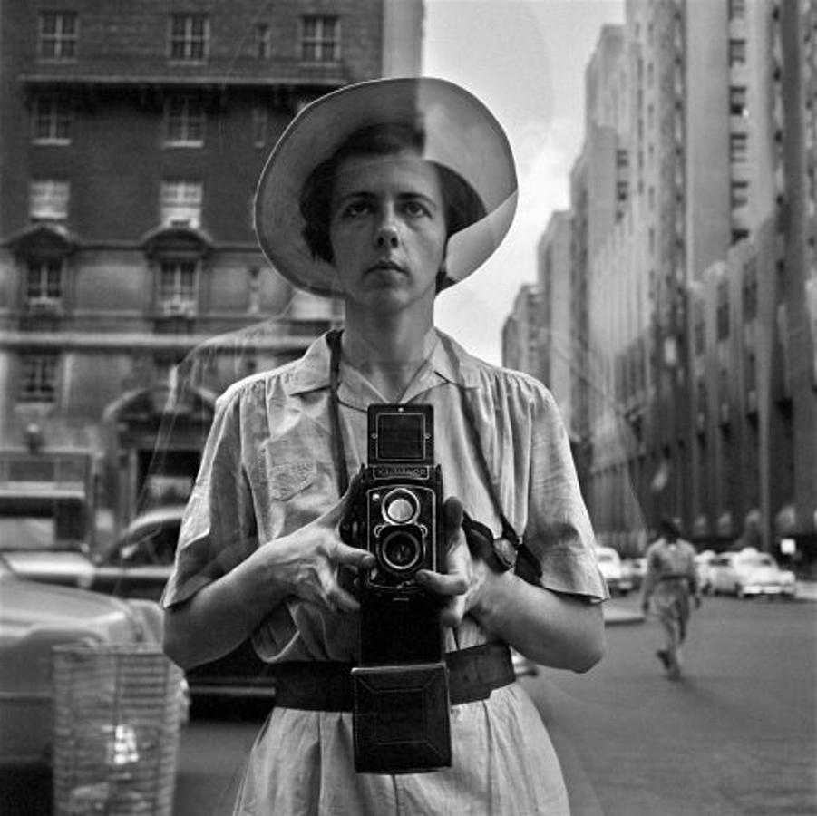 Now On: Vivian Maier Exhibition,  At Hungarian House Of Photography