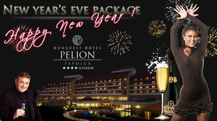 Special New Year's Eve Package At Hotel Pelion In Tapolca