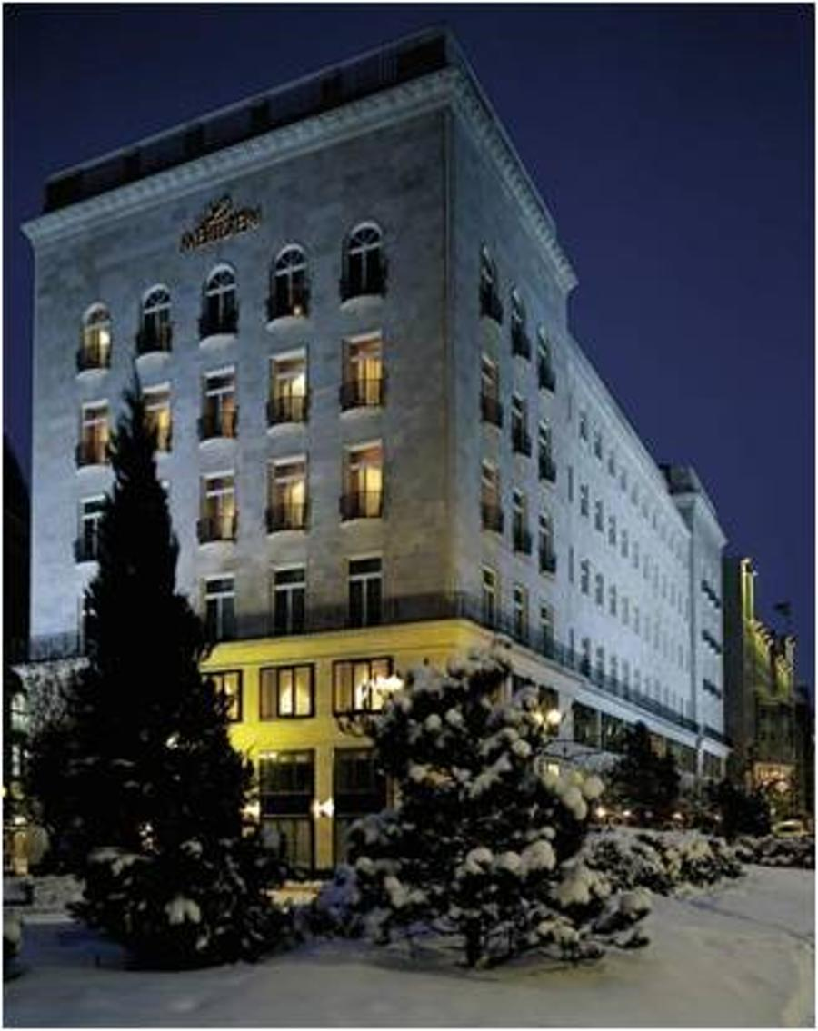 A Touch Of Finland In Le Meridien Budapest, Until 9 December