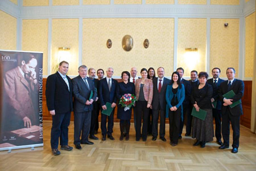 The Wallenberg Memorial Committee Held Its Final Session In Budapest