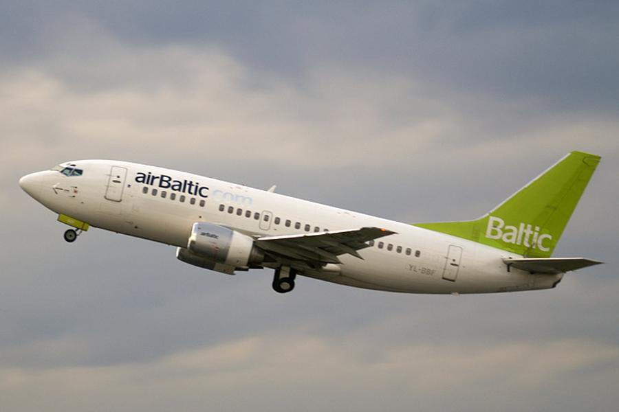 AirBaltic To Fly Balaton-Riga