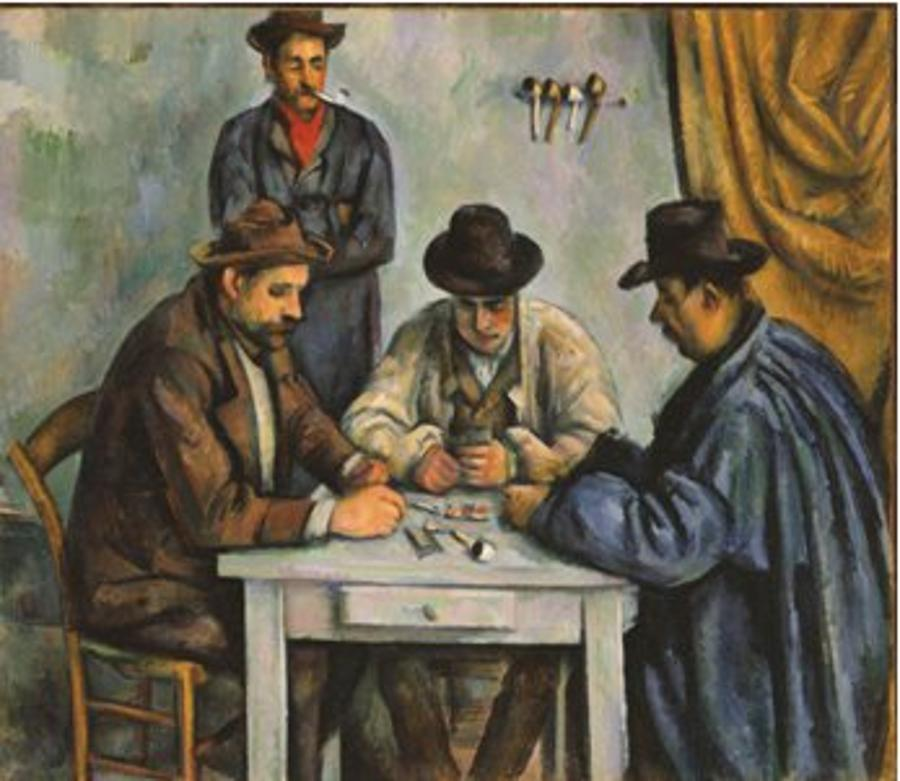 Now On: Cézanne & The Past, Museum of Fine Arts Budapest