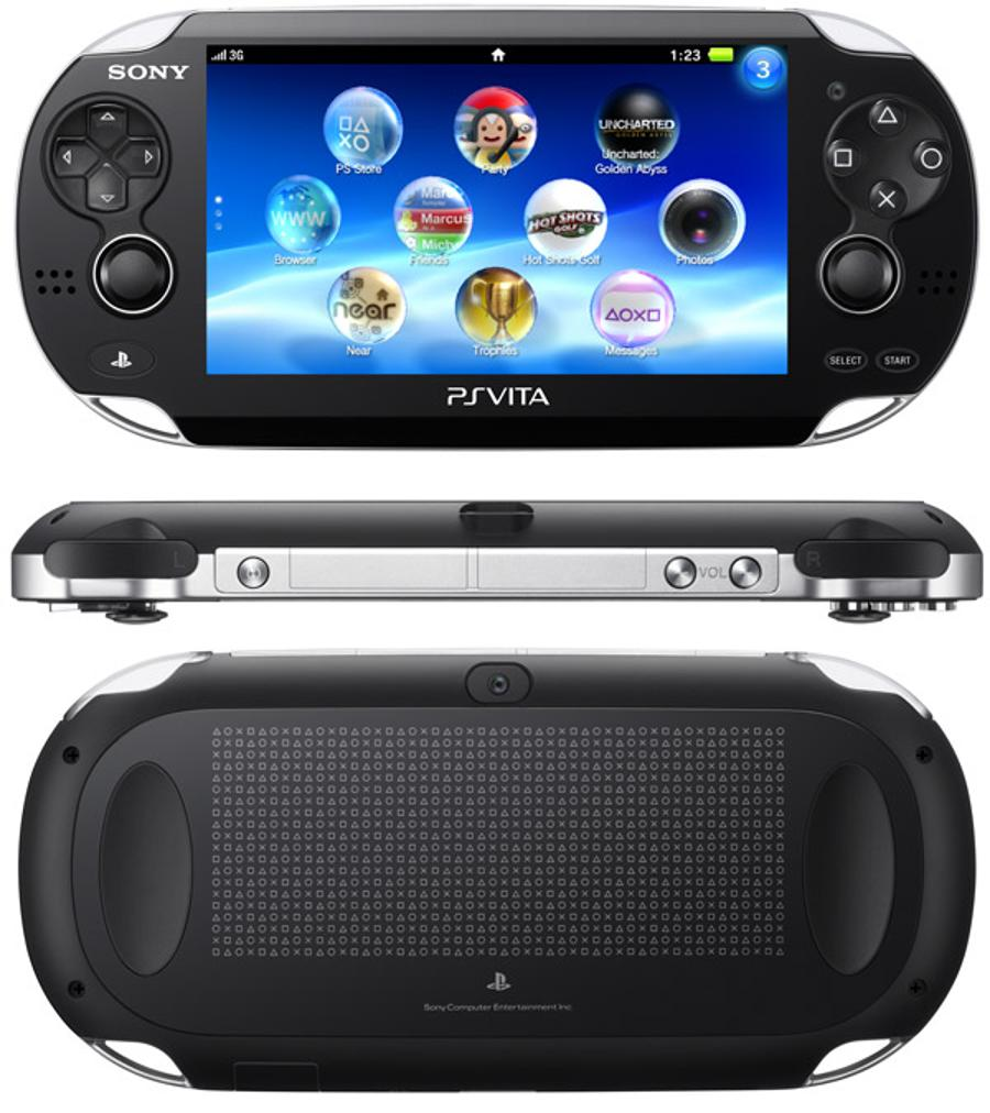 Xmas Gift Tip: Sony PS Vita, The Best Way To Play On The Move