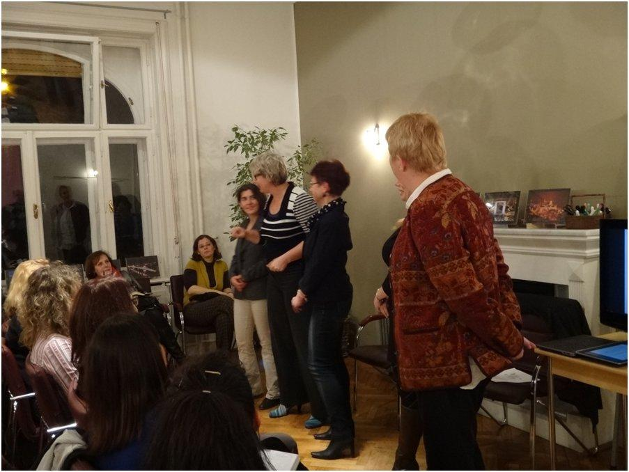 First Intact Coaching & Supervision Salon Great Success In Budapest