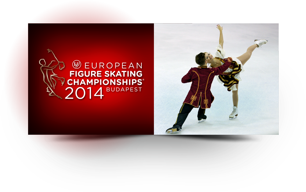 European Figure Skating Championships, Budapest, 13 - 19 January
