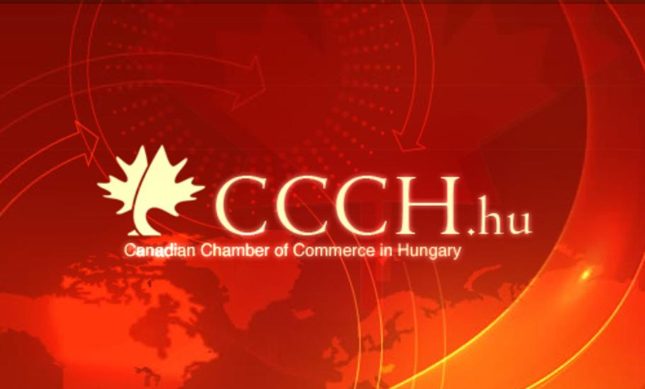 Invitation: CCCH Business Lunch, Budapest, 15 January