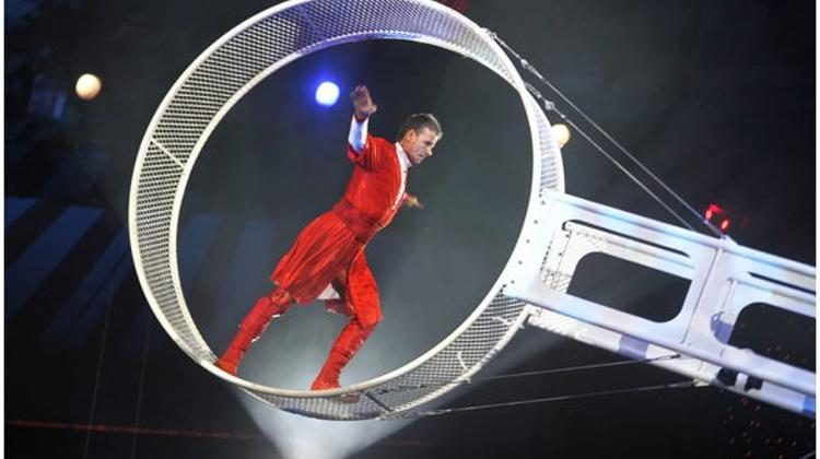 Invitation: Hungarian Circus Stars, Budapest, Until 10 March