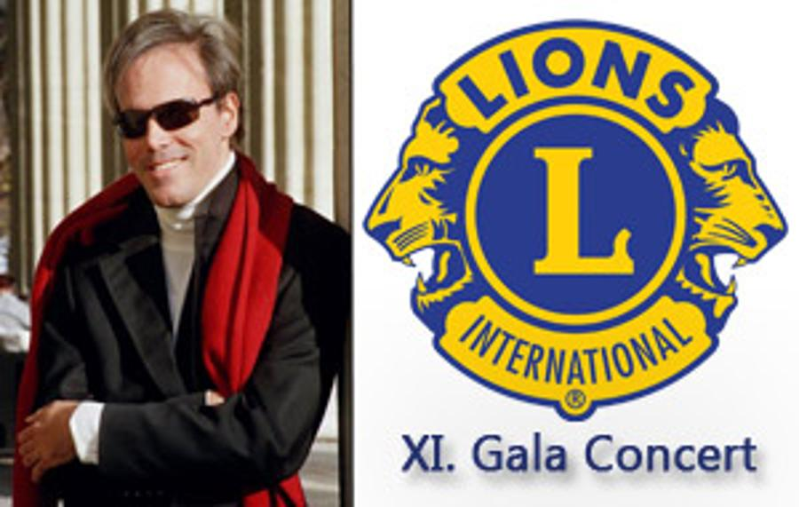 Invitation: Annual Charity Gala By Lions Club Budapest