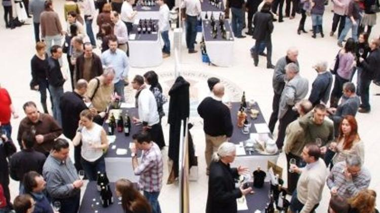 Invitation: Largest Indoor Wine-Tasting Event In Hungary, 16 February